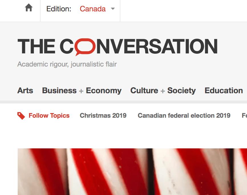 The Conversation Canada